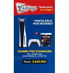 JUEGO (CONSOLA) SONY PS5 HW+ JUEGO SPIDERMAN