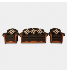 LIVING GEO-MUEBLES CATALEYA CHOCO