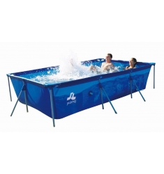 PISCINA KID SCOOL 300X207X76 RECTANGULAR