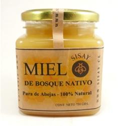 PRODUCTO NATURAL SISAY MIEL TINEO 750GRS