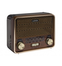 RADIO PORTATIL AUDIOLAB MINIRETRO