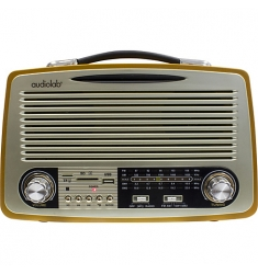 RADIO PORTATIL AUDIOLAB BT RETRO 01