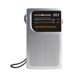 RADIO PORTATIL IRT POCKET01P