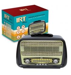 RADIO PORTATIL IRT BTRETRO04