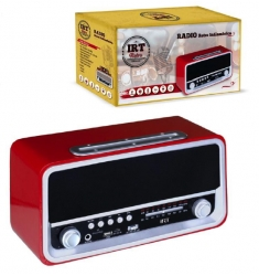 RADIO PORTATIL IRT BTRETRO06