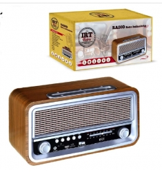 RADIO PORTATIL IRT BTRETRO07