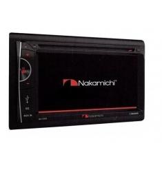 RADIO DE AUTO NAKAMICHI NA1200S DOBLE DIN