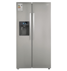 REFRIGERADOR NO FROST MAIGAS HC-660W SIDE BY SIDE