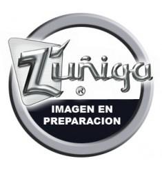 FRAZADA SUEÑO BLANCO 1 1/2 MEXICANA